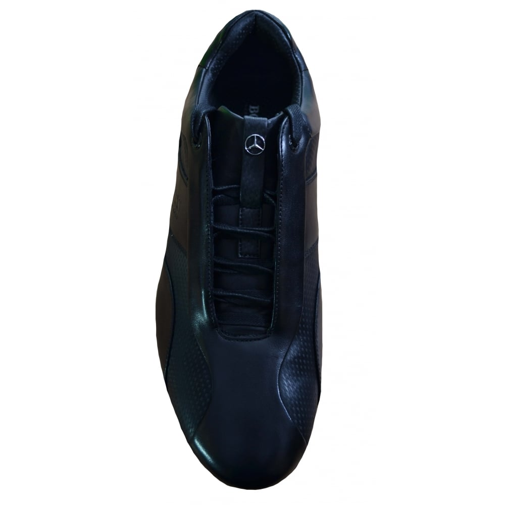 560330f29 Hugo Boss Men's Black Mercedes-Benz Sporty_Lowp_Mxmb Trainers