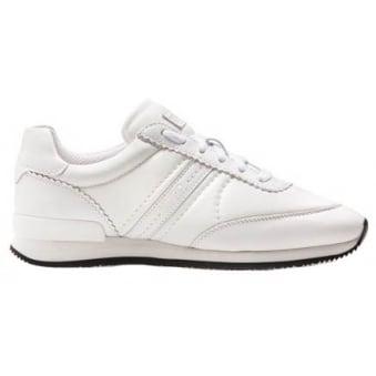 Womens Harlem Adrienne-n Low-Top Sneakers HUGO BOSS zDoNn