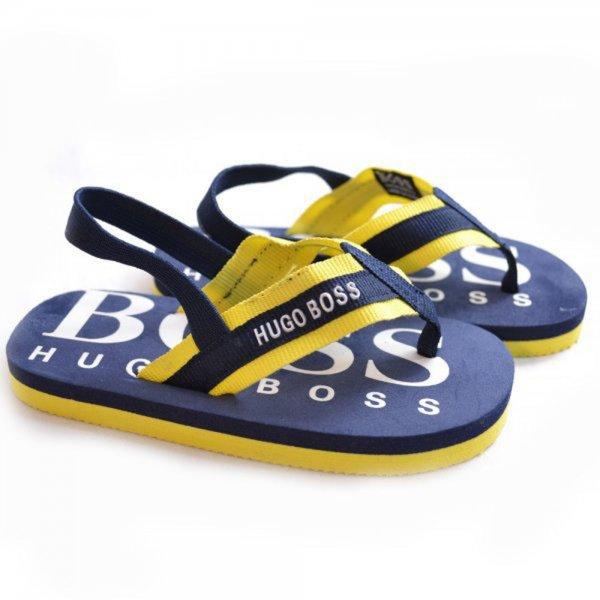 575dd8400034 hugo boss infants flip flops