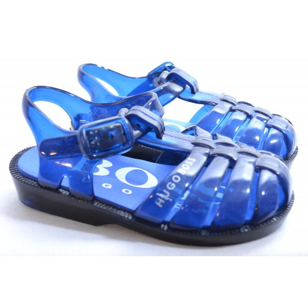 e9d5e9b50a2 Hugo Boss Infants Jelly Sandals
