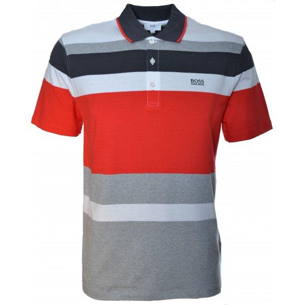 aad03f7b0 Hugo Boss Kids Polo T-shirt