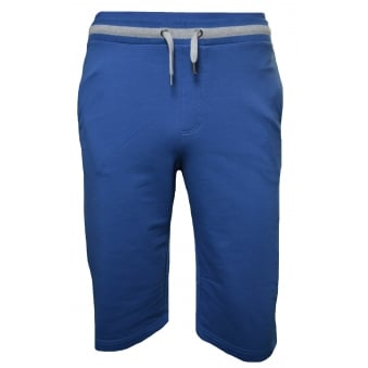 Hugo Boss Kids Blue Jersey Shorts
