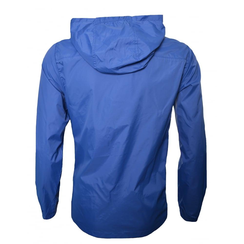 50c9479ea2f6 hugo boss kids blue windbreaker jacket