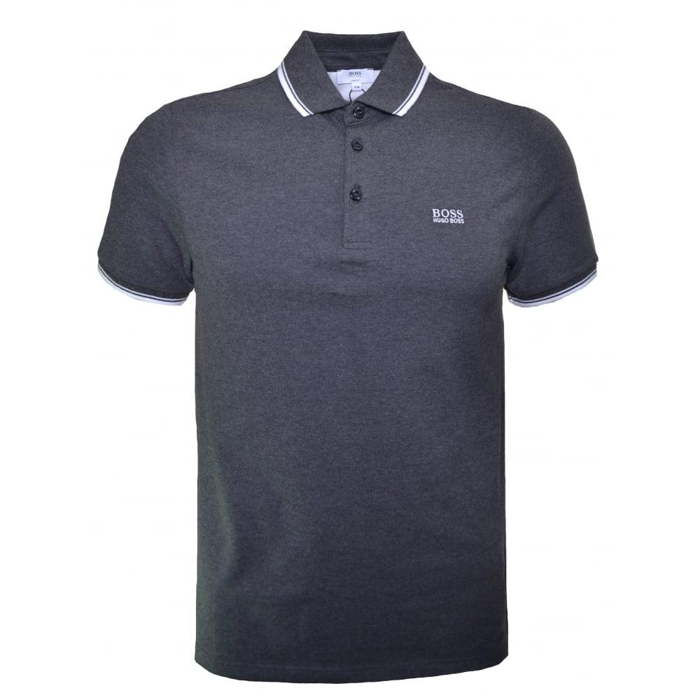 Hugo boss kids polo shirt for Dark denim toddler shirt