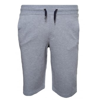 Hugo Boss Kids Grey Jersey Shorts