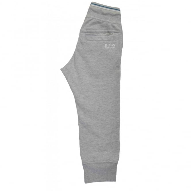 Hugo Boss Kids Grey Jogging Bottoms
