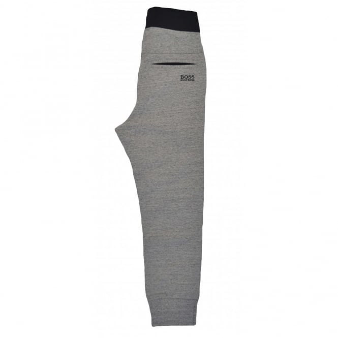 Hugo Boss Kids Grey Marl Jogging Bottoms