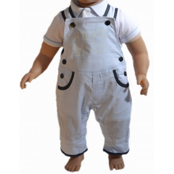 hugo boss baby dungarees 9a1c1188a