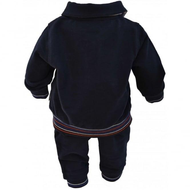 b4edba5f965d Hugo Boss Baby Navy Blue Track Suit