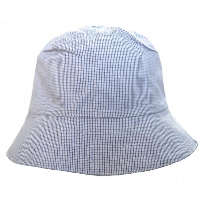 6168be92b74 Hugo Boss Boys Pale Blue Reversible Bucket Hat