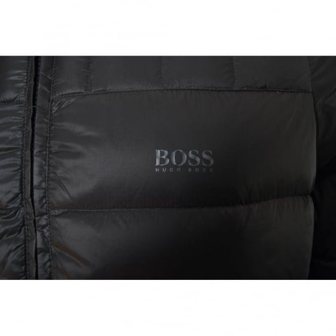 289036c420e90 hugo boss infants and kids black puffer jacket