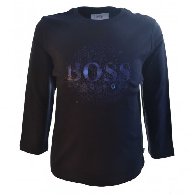 Boss Long Sleeve T Shirt