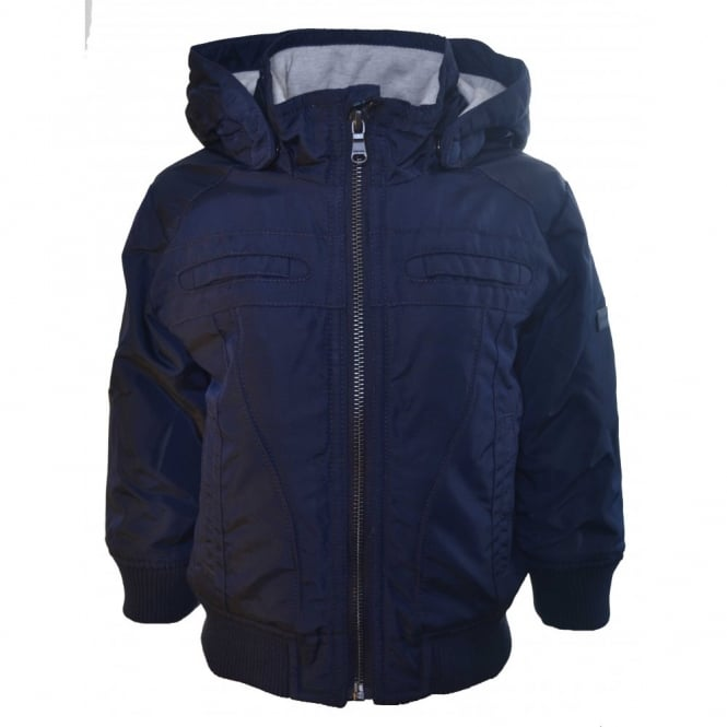 ce527ad44 hugo boss infants navy blue jacket