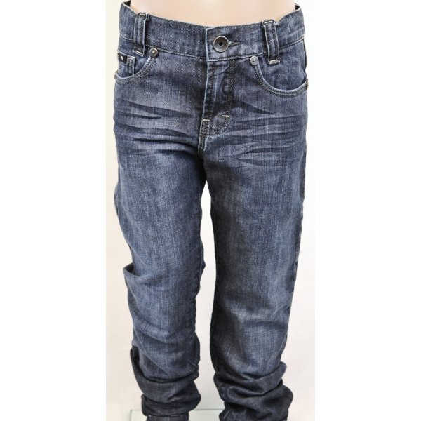 Kids Hugo Boss Blue Montana Slim Denim Jeans 2f0b0b77d8b8