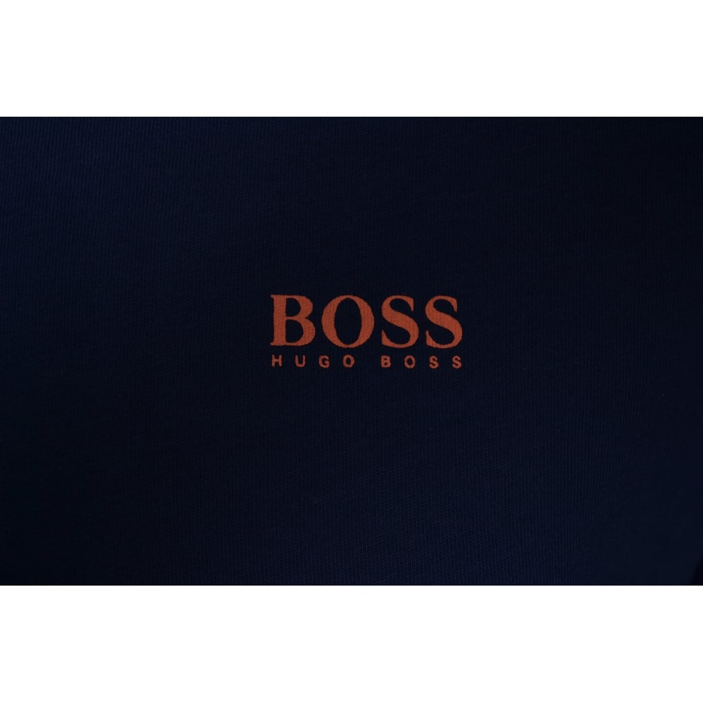 boss logo t shirt