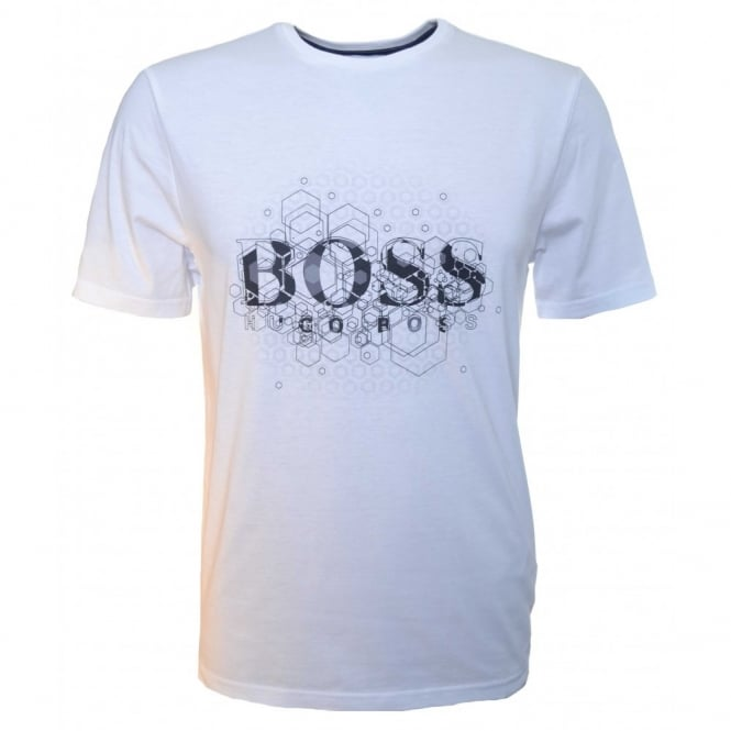 Hugo boss kids white t shirt for Hugo boss t shirts online