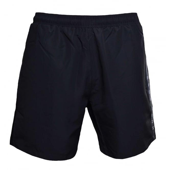 36275dc254 Hugo Boss Men's Black Seabream Shorts