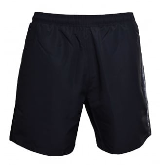 Hugo Boss Men's Black Seabream Shorts