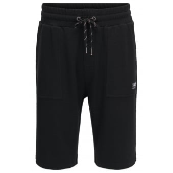 Hugo Boss Men's Black Shorts