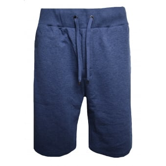 Hugo Boss Men's Blue Heritage Shorts
