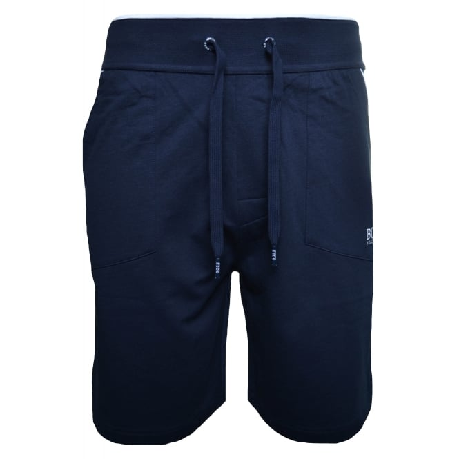 Hugo Boss Leisure Wear Hugo Boss Men's Dark Blue Jersey Shorts