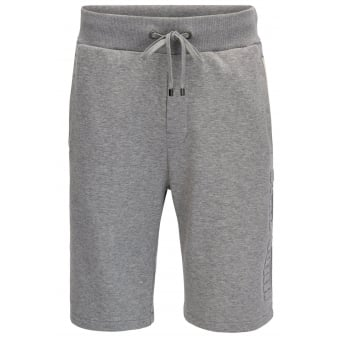 Hugo Boss Men's Grey Heritage Shorts