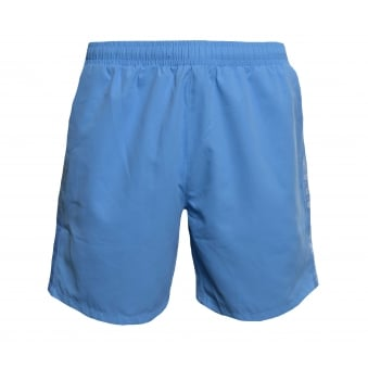 Hugo Boss Men's Light Blue Seabream Shorts