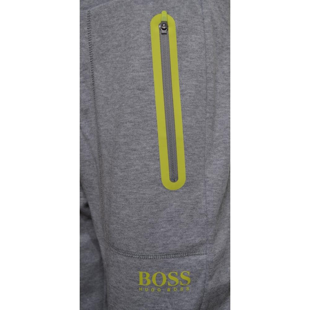 mens hugo boss tracksuit grey