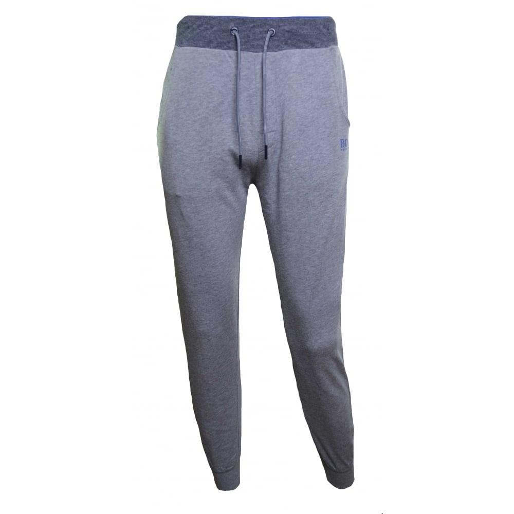 14fe88a3e4fb12 Hugo Boss Men's Medium Grey Jogging Bottoms