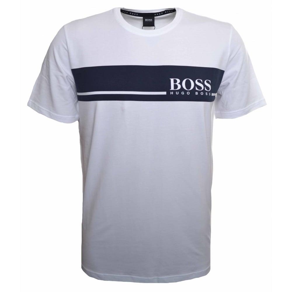 dd34f4e16 Hugo Boss Men's White T-Shirt