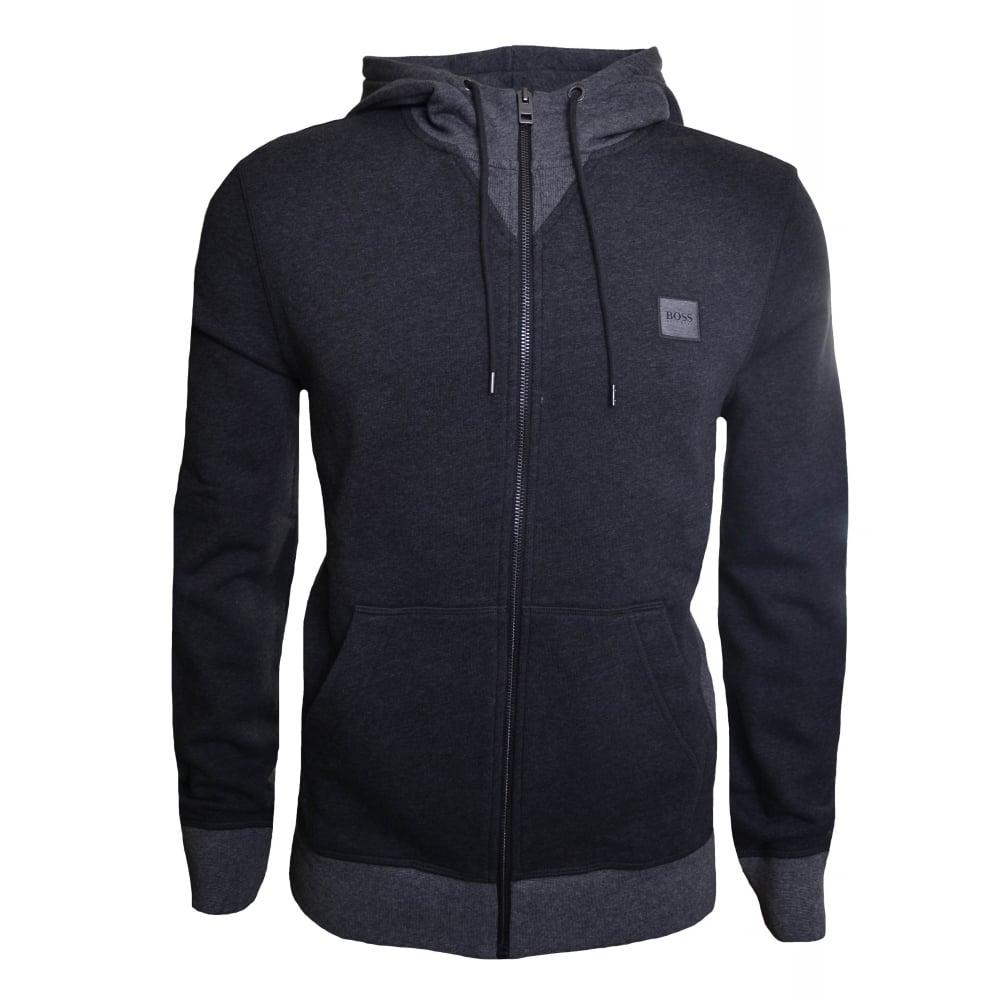 30ae83e13 hugo boss orange mens hooded sweatshirt