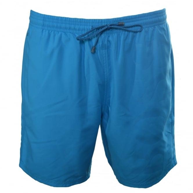 df02e3bf7a hugo boss men's orca light blue swim shorts