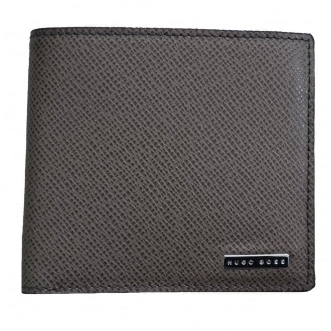 7f8b727625 Hugo Boss Men's Signature_8 CC Light Brown Leather Wallet
