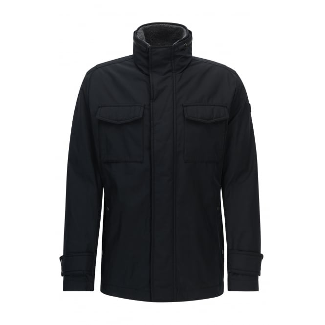 Hugo Boss Orange Men's Black Onick Jacket