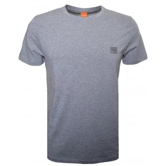 Hugo Boss Orange Men's Grey Tommi UK T-Shirt