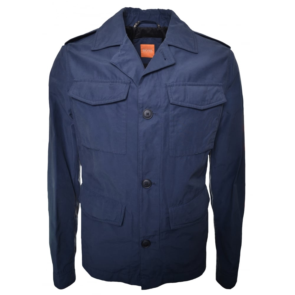 hugo boss orange mens oricky-w jacket