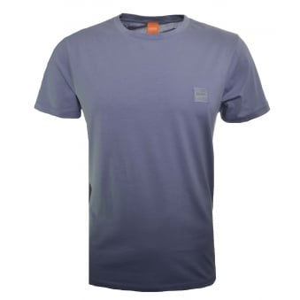 Hugo Boss Orange Men's Slate Grey Tommi UK T-Shirt