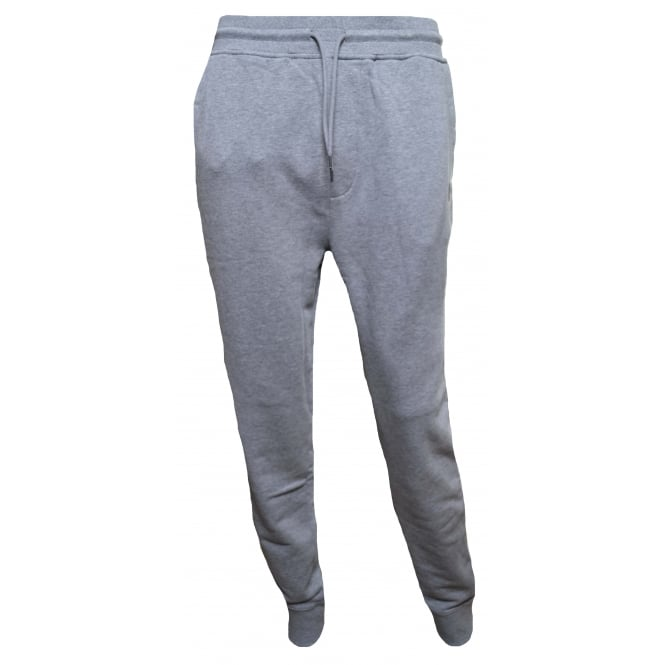 Hugo Boss Orange Men's South UK Grey Jogging Bottoms