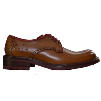 Jeffery West Men's Devilfoot Tan Shoe