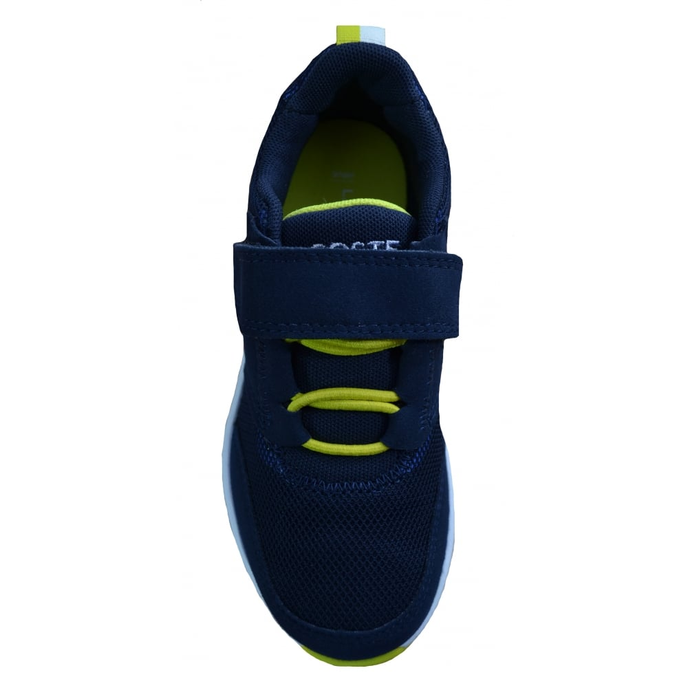 9098f955f50 Lacoste Children  039 s Navy Blue L.Ight 177 Trainers