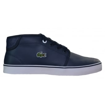 Lacoste Infants,Childrens and Juniors Navy Blue Ampthill 316 Boots