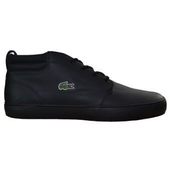 Lacoste Mens Black Ampthill Terra Boot