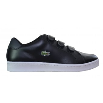 Lacoste Men's Black Camden New Cup Trainers