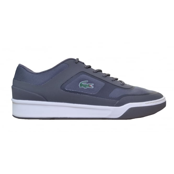 Lacoste footwear Lacoste Men's Dark Grey Explorateur Sport 117 Trainers