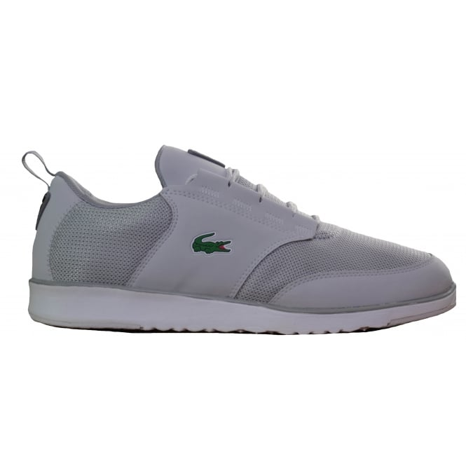 Lacoste footwear Lacoste Men's Grey L.Ight 217 Trainers