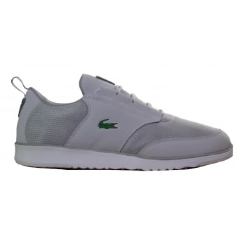 Lacoste Men's Grey L.Ight 217 Trainers