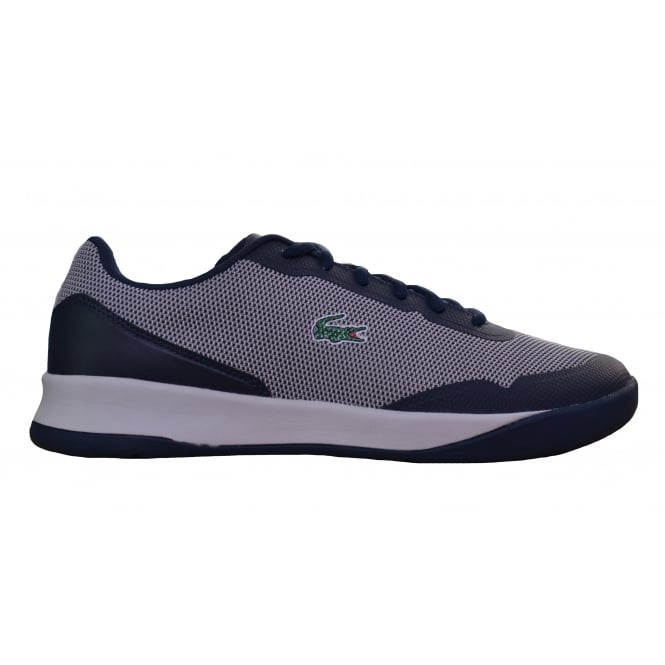 Lacoste footwear Lacoste Men's Lt Spirit 117 Navy Blue Trainers