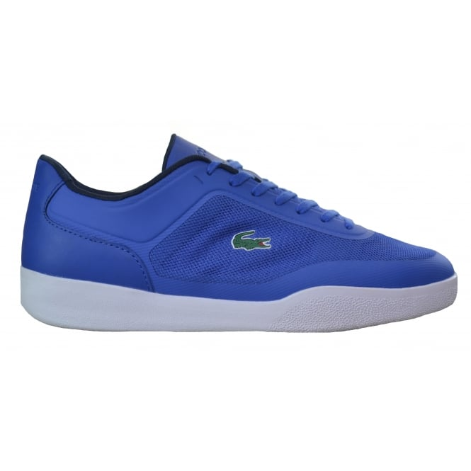 Lacoste footwear Lacoste Men's Tramline Blue Trainers