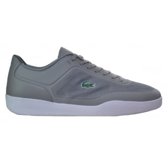 Lacoste Men's Tramline Grey Trainers