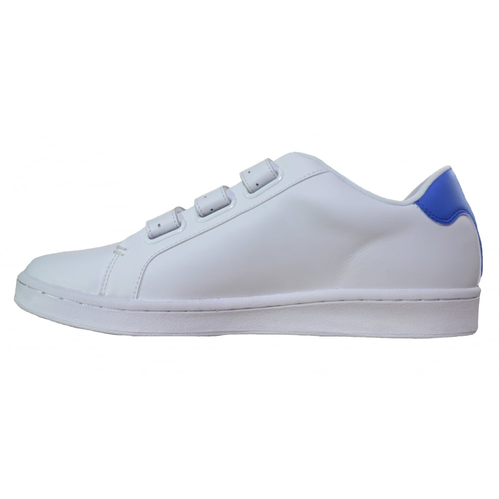 cea19190031b ... shoes Lacoste Men039s White Camden New Cup Trainers ...